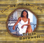 Tricia Barnwell: Country All Over Me